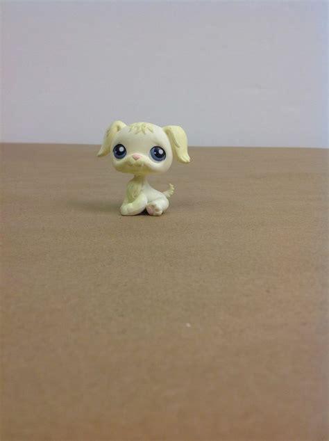 lps golden retriever littlest pet shop lps 436 golden retriever puppy
