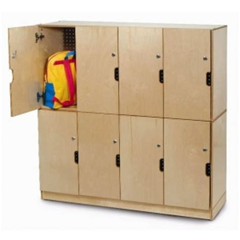 backpack storage whitney brothers backpack storage with locking doors