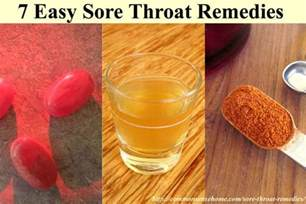 home remedies for sore throat 7 easy sore throat remedies