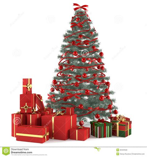 toy that goes around christmas tree tree decorated with toys stock photos image 35187643