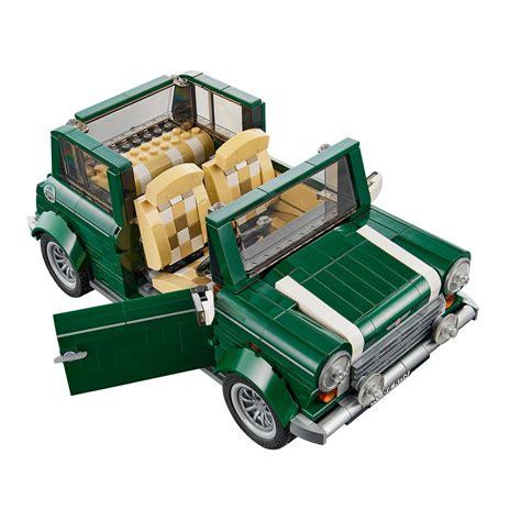 Lego 10242 Mini Cooper Hijau lego 10242 creator mini cooper at hobby warehouse