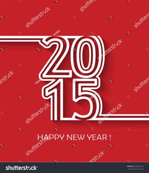 happy new year design vector happy new year 2015 text design vector 230695762