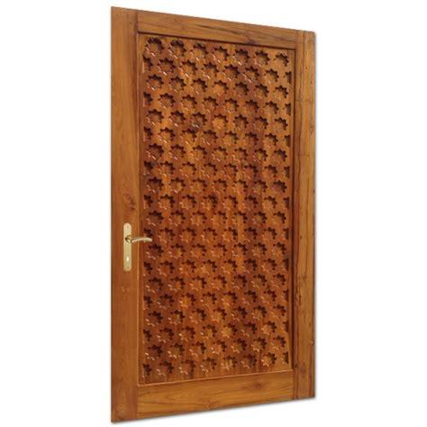 wooden designs teak doors modern designs 4006