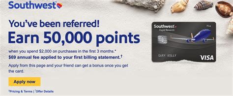 chase 3000 miscellaneous links chase 3000 home page chase southwest plus credit card referral 50 000 bonus