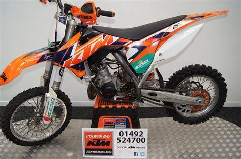motocross uk 2014 ktm 85 sx small wheel motocross 163 2 495 00 picclick uk