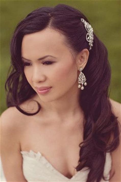 hair styles combed down hair wedding hairs and hair combs on pinterest