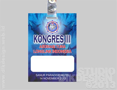 how to design name tag kongres iii atli 2013 name tag design