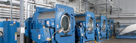 Industrial Laundry Solutions Ellis Laundry Demanding Commercial Laundry