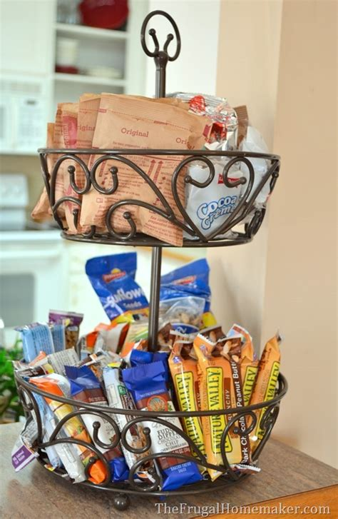 kitchen snack bar ideas 15 ways to use open storage to organize your home