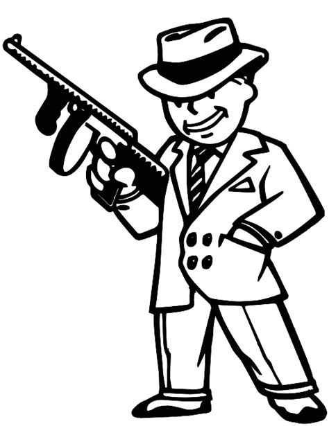 pip boy coloring page fallout 4 pip boy coloring pages fallout best free