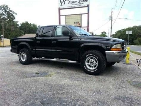 2000 dodge dakota 4 door find used 2000 dodge dakota slt automatic 4 door truck in