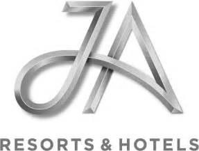 j a the branding source new logo ja resorts hotels