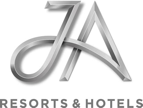 j a the branding source new logo ja resorts hotels