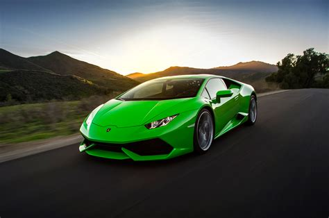 How Many Own Lamborghinis Lamborghini Huracan Lp 610 4 Test Motor Trend