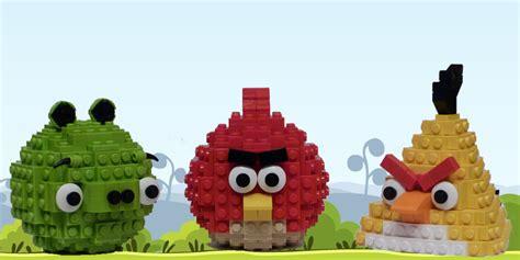 Lego Angry Bird 1 angry birds lego yayomg