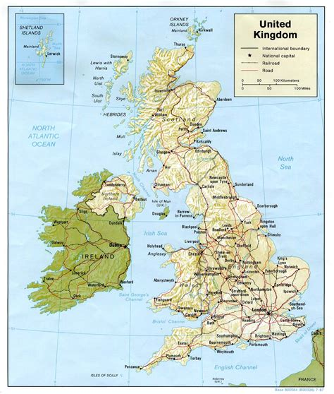 England On A Map by United Kingdom Maps Perry Casta 241 Eda Map Collection Ut