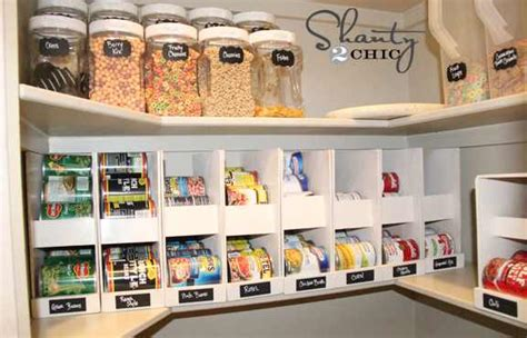 Storage For Cans In Pantry 17 pantry storage ideas via knickoftime net