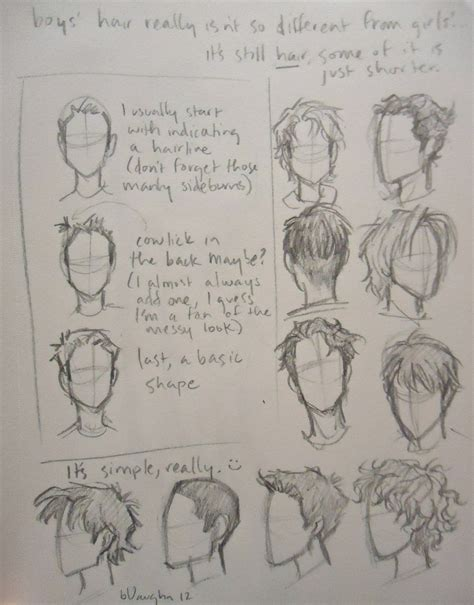hairstyle tutorials boys the afterlife