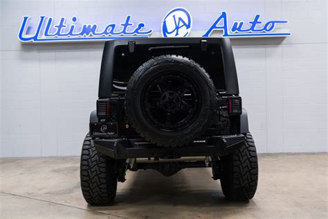 Murdered Jeep Wrangler Murdered Jeep Wrangler Rubicon Rock Is For The