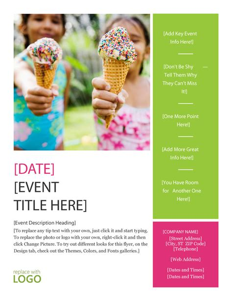 free printable event flyer templates 40 amazing free flyer templates event business real estate
