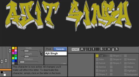 graffiti maker free 5 free graffiti maker websites