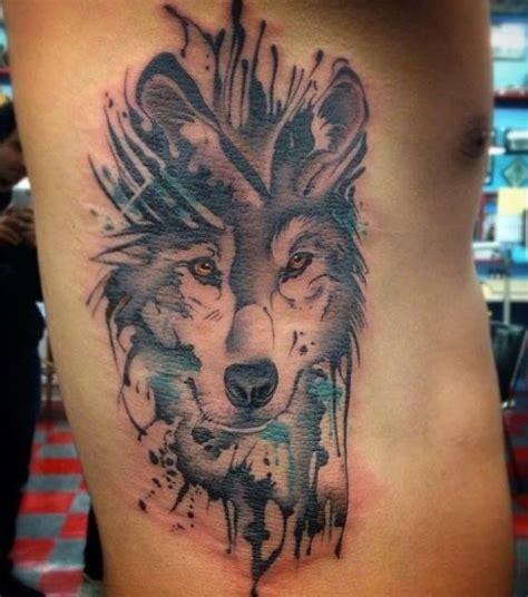 Tattoo Animal Abstract | 42 abstract animal tattoos