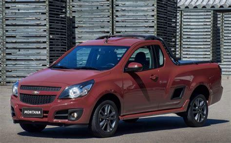Chevrolet Montana 2020 2020 chevrolet montana interior engine price