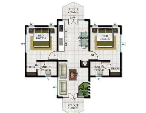 villa plan 22 amazing small villa design plan house plans 71266