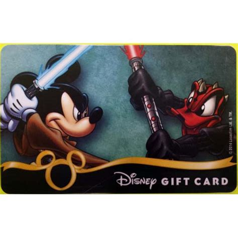 Star Wars Gift Cards - your wdw store disney collectible gift card star wars 2014 jedi mickey darth donald
