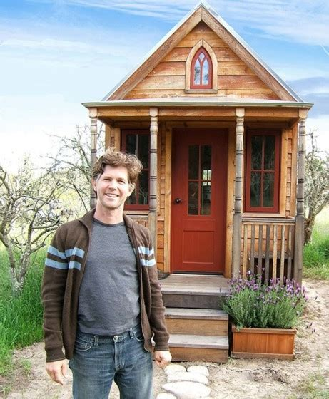 meet jay shafer and his tiny house plans eye on design by dan gregory tiny house petite maison pas cher pour grande libert 233