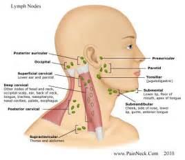 swollen lymph nodes ear johny fit