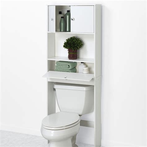 Bathroom Space Saver White by 11 Best Bathroom Ladder Shelves For Toilet Storage Reviews