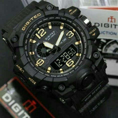 Jam Digiteg Original jual jam tangan digitec dg 2093 original water resist