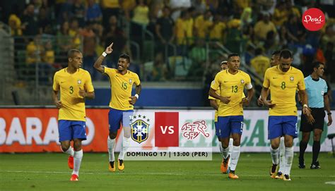 brasil vs suiza en vivo por el mundial rusia 2018 foto 1