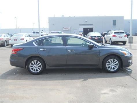 nissan altima in metallic slate kbc from 2013 2013 25