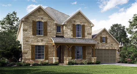 falls vista collection new home community
