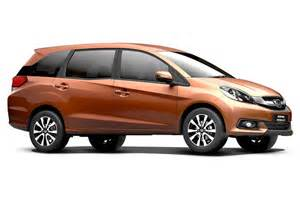 honda new 7 seater car honda mobilio 7 seater mpv impressions review