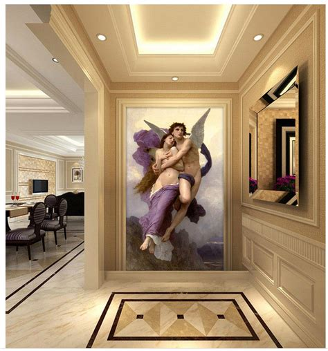 wallpaper dinding venus online buy grosir 3d nature wallpaper wanita from china 3d