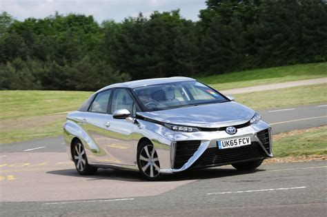 toyota in toyota mirai sales in u s hits milestone of 250 hyundai