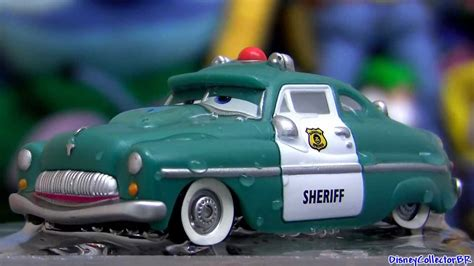 sheriff color changing cars from disney colour changers shifters pixar