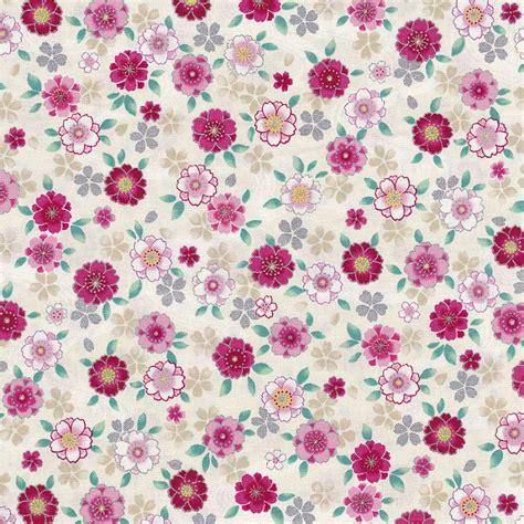 Phot Motif motif fleurs de cerisier blanc