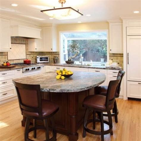 round kitchen island with seating kitchen island furniture with seating kitchen island