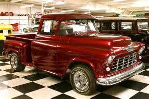 Truck Chevrolet 55 Chevrolet Truck