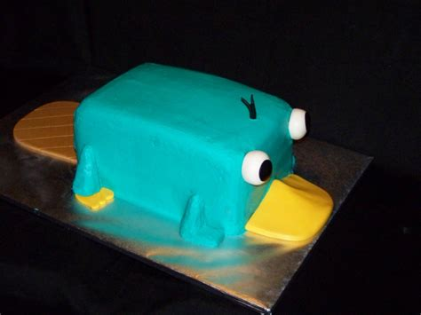 perry  platypus cakes decoration ideas  birthday cakes
