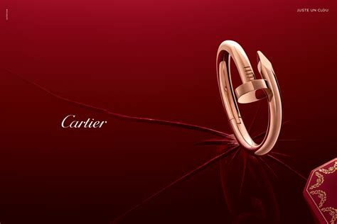 Cartier Relaunches Its Juste Un Clou Collection