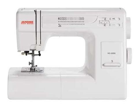 Who wants to know the real stuff about Janome hd3000