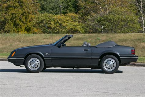 1984 Ford Mustang by 1984 Ford Mustang Gt Fast Classic Cars