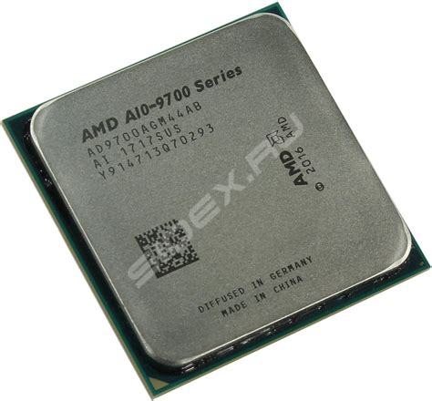Amd Am4 Bristol 7th Amd Pro A10 9700 Apu amd a10 9700 am4 l2 2048kb oem