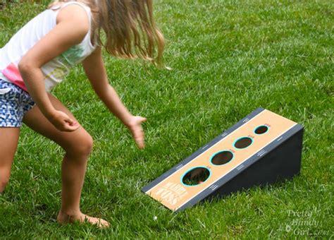 diy backyard toys 17 diy games for outdoor family fun home stories a to z