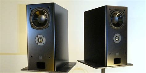 monoprice monolith k bᾱs bookshelf speakers review